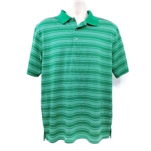 PGA Tour Men's Golf Polo Shirt  VGC